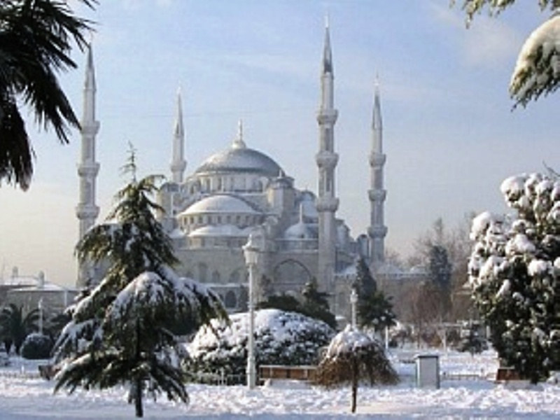 Pogoda V Turcii V Yanvare Klimat Temperatura Vozduha I Vody
